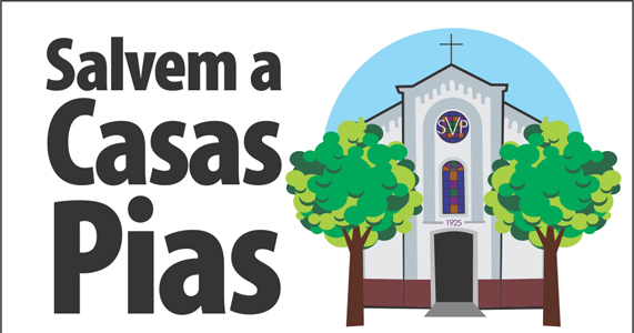 SALVEM AS CASAS PIAS