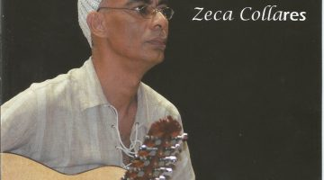 Capa CD Zeca Collares