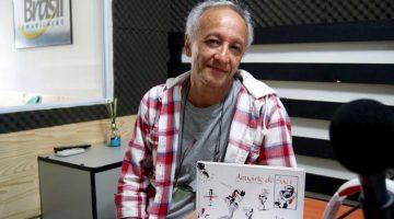 O programa Reescrevendo a História da Rádio Mega Brasil Online, produzido e apresentado por Paulo Vieira Lima, entrevistou um dos entusiastas, fundadores da Sociedade dos Observadores de Saci - Sosaci, o cartunista, escritor e ilustrador José Luiz Ohi neste 31 de Outubro, dia do aniversário do Saci.