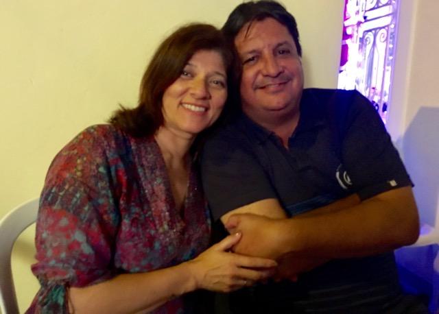 O amor é lindo, estrelado por Flávia Padovani e Antonio Luiz Faria de Souza.