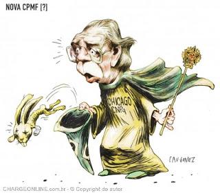 Nova CPMF é estelionato eleitoral (Bernardo Mello Franco, O Globo) | Jornal Contato